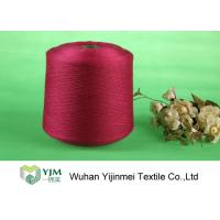 Wholesale High Tenacity Ring Spun Dyed Polyester Yarn , 100% Virgin Polyester Color Yarn Dyeing from china suppliers