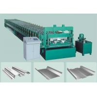 Wholesale Hydraulic Glazed Tile Roll Forming Machine For Making Color Steel Floor Deck from china suppliers