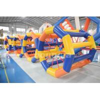 Wholesale Colorful Inflatable Water Roller Wheel for Water Park from china suppliers