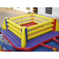 Wholesale factory price inflatable sport game SPG009 infltable boxing ring from china suppliers