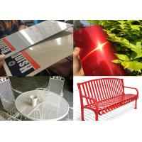 Buy cheap Furniture Epoxy Polyester Electrostatic Thermosetting Powder Coating from wholesalers