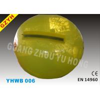 Wholesale TPU Inflatable Water Walking Ball YHWB-006 with EN 14960 Certifiates for Commercial Events from china suppliers