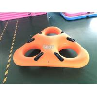 China Customized Water Park Inflatable Swim Ring With Logo For Adult And Children on sale