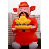 Wholesale Inflatable Cartoon Plutus (MOV-32) from china suppliers