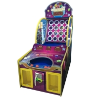 Buy cheap Luxury Kids Scoring Ticket Coin Operated Pitching Machine from wholesalers