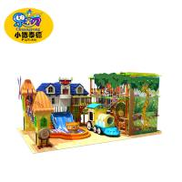 Wholesale Preschool Ninja Obstacle Course Equipment 10 - 35 Persons Capacity from china suppliers
