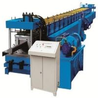 Buy cheap High Quality Steel Profile Z Purlin Making Roll Forming Machine from wholesalers
