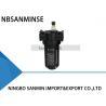 Wholesale Black Aluminium Alloy Filter Regulator Lubricator SL2000 SL3000 SL4000 from china suppliers