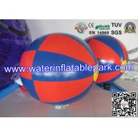 Wholesale Outdoor Colorful Inflatable Water Ball , 1.5m / 2m Inflatable Water Rolling Ball from china suppliers