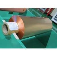 Wholesale 99.95% Purity Red Treated RA Rolled Copper Foil 18um 35um For FPC from china suppliers