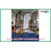 Wholesale Portable Inflatable Air Knife Flag Folding Tent For Promotion / Advertising from china suppliers