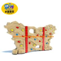 Quality Kids Outdoor Rock Climbing Wall , Amusement Park Rock Wall Climbing For Kids for sale