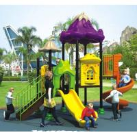 Wholesale Children love outdoor slide/challenging playground equipment VG-004 from china suppliers