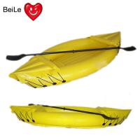 Wholesale Hot selling pvc inflatable rowing boat from china suppliers