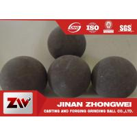 """Wholesale South America Mining Special use 3"""" hardness60-65HRC Forged Steel Ball from china suppliers"""
