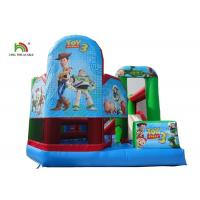 China N Slide Water Inflatable Jumping Castles Digital Print Clown Themed Bounce on sale