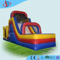 China Top Funny Combo Jumper Rentals Blow Up Bounce House With Slide on sale
