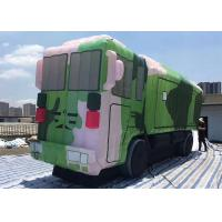 Wholesale Military Use Oxford Custom Advertising Inflatable Military Vehicle Armored Car from china suppliers
