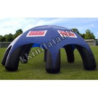 Wholesale KKT-G08 Inflatable Tent In Spider Legs Shape , Party Inflatable Tent Customized Size and Color from china suppliers