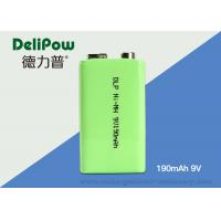 Wholesale OEM 9V 190mAh Aa Aaa Rechargeable Batteries For Cordless Phones from china suppliers