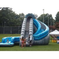 Wholesale Corkscrew Water Slide 30'L x 26'W x 22'H from china suppliers