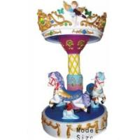 Wholesale Carousel Kiddie Rides Kiddie Rides Carousel Horse (FL--20B) from china suppliers