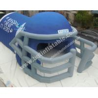 Wholesale PVC Inflatable football helmet,Inflatable soccer helmet from china suppliers