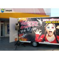 China Mobility Stimulating 9D Movie Theater 9D Virtual Reality Cinema With Thriller Films on sale