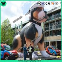 Wholesale High Quality Custom Made Advertising Inflatables , Lovely Puppy Inflatable Dog from china suppliers