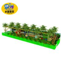 Wholesale High Ropes Course Outdoor Play Equipment , Custom Kids Playground Equipment from china suppliers