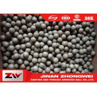 Wholesale Mining use high hardness hot rolling grinding steel balls / ball mill media from china suppliers
