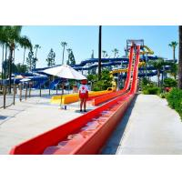 Wholesale Custom Speed Slide Outdoor Commercial Water Park Equipments Fiberglass Slides For Adult from china suppliers