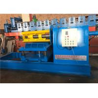 Wholesale Steel Sheet Coils Hydraulic Decoiler Machine 1250mm Coil Width 5 Tons Capacity from china suppliers