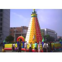 Buy cheap Inflatable Climbing Amusement/ Inflatable Sports Games / Sport Equipment from wholesalers