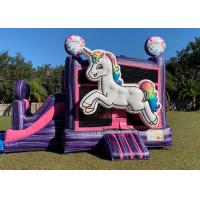 Wholesale Outdoor Fun House Bounce House / Kids Blow Up Bounce House For  Amusement Park from china suppliers