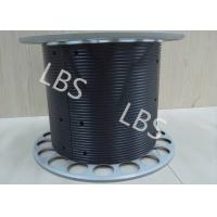 Wholesale Aluminium Winch Drums with Lebus Grooved Sleeves On Aircraft Application Lifting from china suppliers