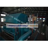 Wholesale High Efficiency Egg Box Making Machine , Egg Tray Production Line 100 - 400 KW from china suppliers