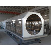 Buy cheap OD 1200mm PE Pipe Extrusion Line , 380V 50HZ Pvc Pipe Manufacturing Plant from wholesalers