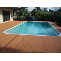 Wholesale Sports Field Rubber Flooring Around Pools 100% EPDM Fragmented Crumb Raw Material from china suppliers