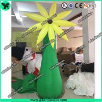 Wholesale 3m Event Party Decoration Inflatable Stand Flower/Inflatable Flower Tree from china suppliers