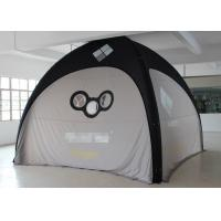 Wholesale Inflatable Canopy Tent TPU Outdoor Dome Inflatable Tent Inflatable Exhibition Tent from china suppliers