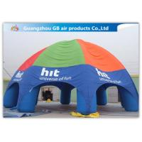Wholesale Durable Inflatable Air Tent Inflatable Spider Dome Tent For Advertising Service from china suppliers