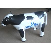 Wholesale inflatable pvc cow toy for advertising/ pvc inflatable cow toy for kids/ inflatable toy from china suppliers