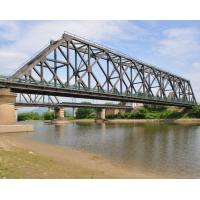 China ASTM Standardized Structural Steel Bridge Q345 Low Carbon Steel on sale