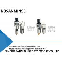 Wholesale SMC Filter Regulator Lubricator from china suppliers