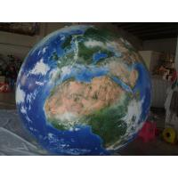 Wholesale Inflatable advertising globe ball outdoor,Inflatable fly large ball from china suppliers