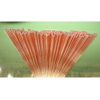 Quality 3.18 * 0.5mm Coating Copper Compressor Tubes Pass ISO14001 for sale
