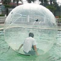 Wholesale water ball, water bubble and walk on water ball from china suppliers