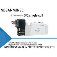 Wholesale SY3000 SMC Type AC220V DC24V Pneumatic Solenoid Valve from china suppliers