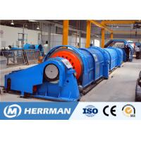 Wholesale Horizontal Tubular Cable Stranding Machine Independent Drive Method 1200rpm Speed from china suppliers